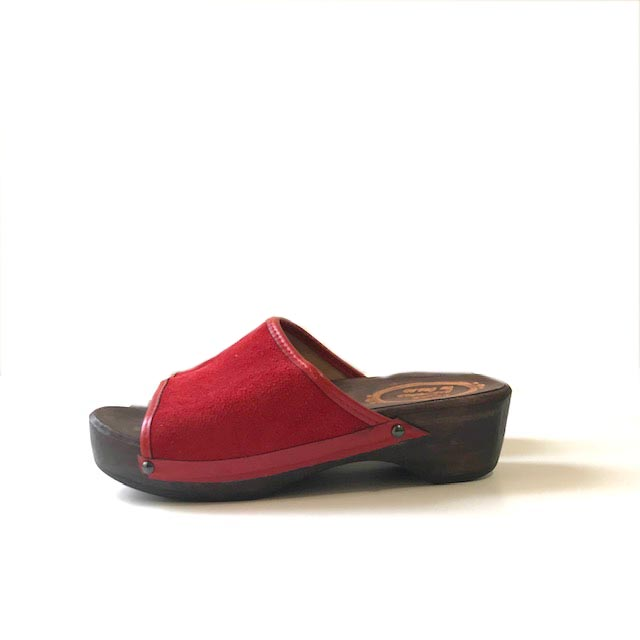 Suede Sueco without Toe