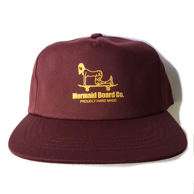 Mermaid Boad Company Cap