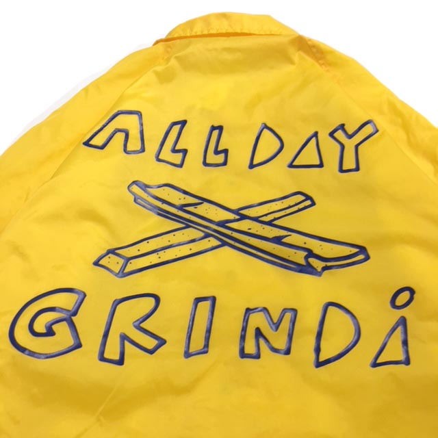 ALL DAY GRIND! WIND BREAKER