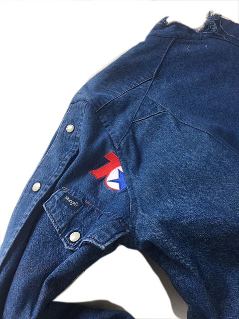 Riders Shirts Denim Western-B