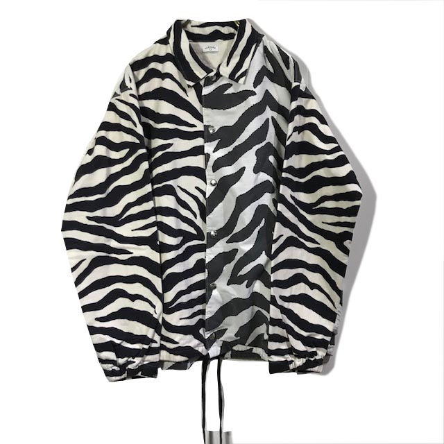 Flat Sheet Coach Jacket
