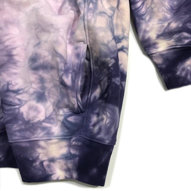 Stuffy Crew neck Sweat-Tie Dye