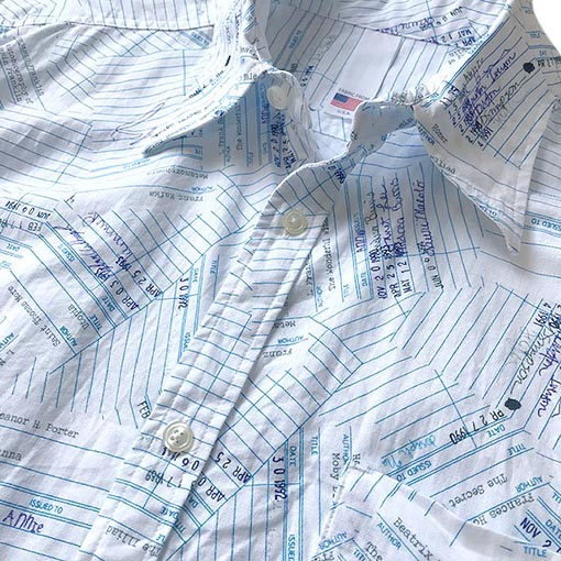 #Cuerda Shirts - USA Fabric