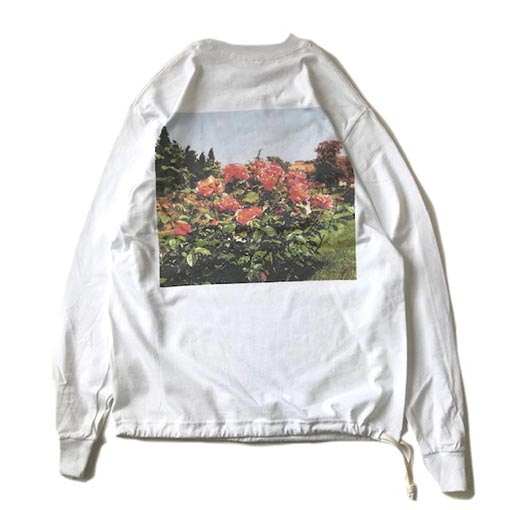 #Rose Long Sleeve T-Shirts CONDESA