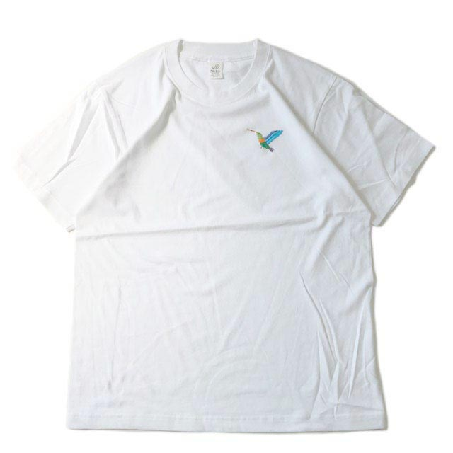 #Embroidery T-Shirts Bird