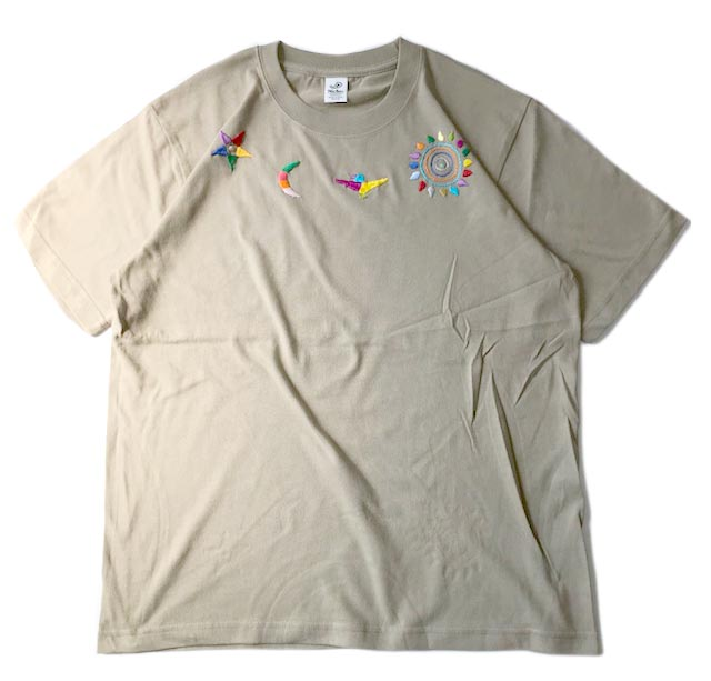 #Embroidery T-Shirts Multi
