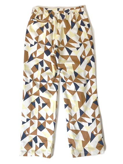 Reversible Patterned Pants