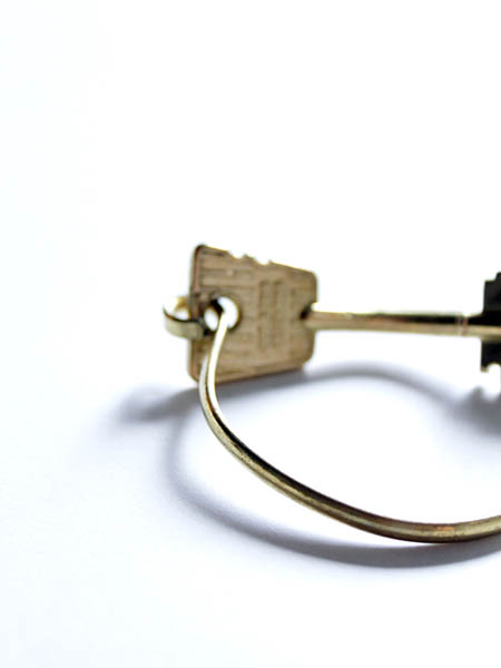 Antique Key Bracelet HOOK