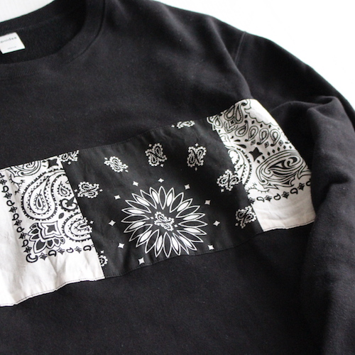 2Tone Bandana Horizontal Sweat